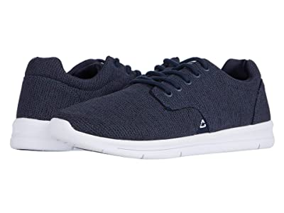 TravisMathew The Daily Knit (Heather Navy 1) Men