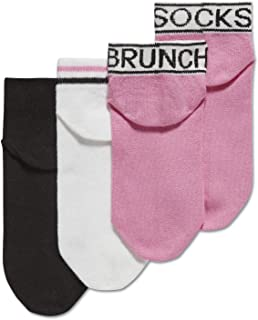 Women's Quarter Top Ankle Sport Socks with Cushion, 3 Pair Pack