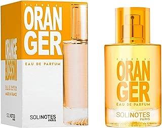 Solinotes Paris Fleur d'Oranger (Orange Blossom) Eau De Parfum, 50 ml