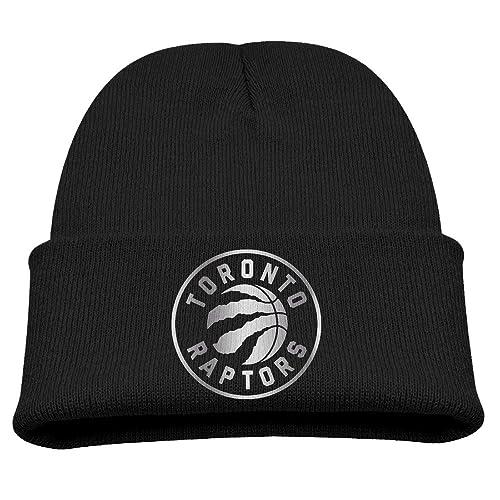 on sale f3173 ee1a9 Toronto Raptors Platinum Logo Classic Kids Beanie Cap