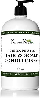 Neem Scalp Conditioner (16 Ounce), Pure Organic Neem, 3 Sizes, Best Prices