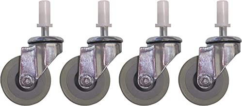 Ettore 85200 Super Bucket Casters (Pack of 4)