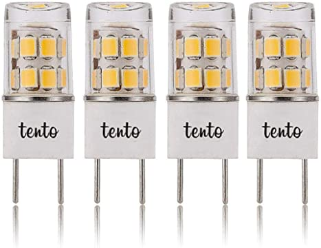FEIT Electric  G8  G8  LED Bulb  Daylight  20 Watt Equivalence 1 pk