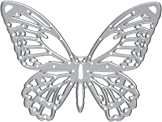 Sizzix 661182 Detailed Butterflies Thinlits Die Set by Tim Holtz (4/Pack)