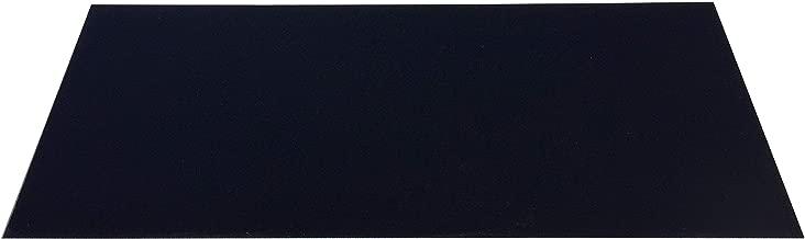 5,0 mm MCA placa verde FR4 formato de mesa 500 x 250 mm de tejido duro