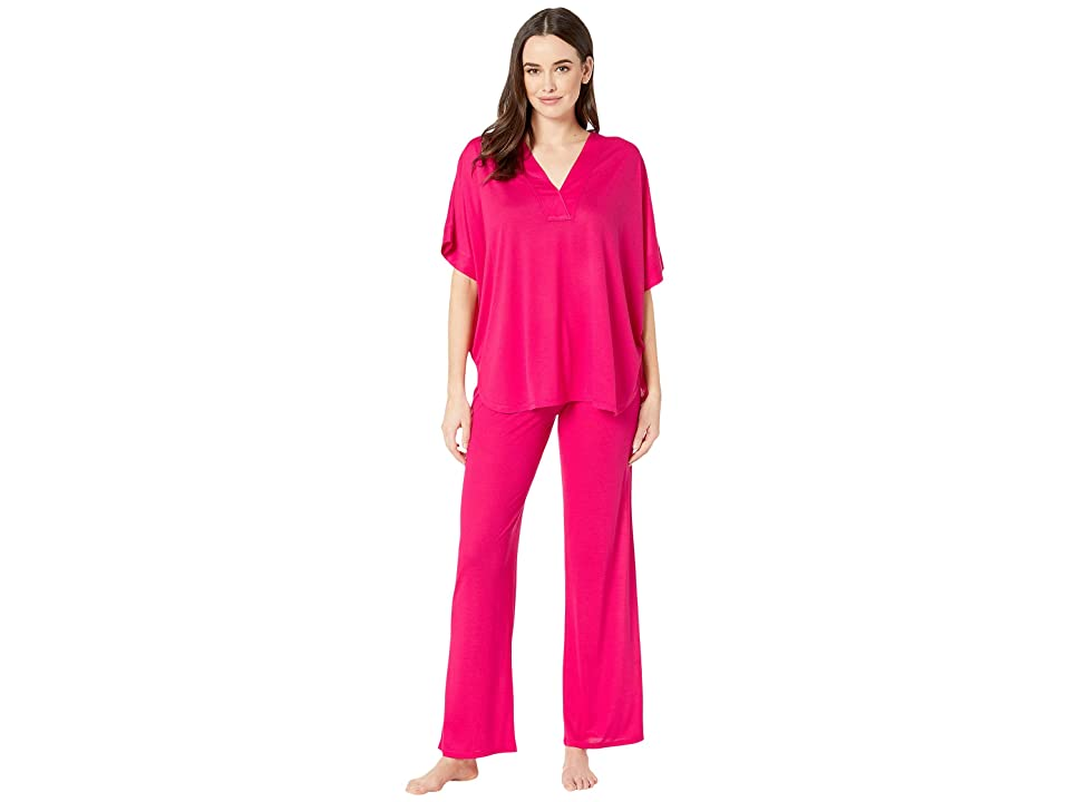 N by Natori Congo PJ Set (Pink Nectar) Women