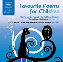 Favourite Poems for Children (Classic Literature with Classical Music)