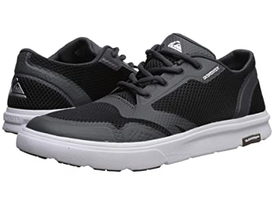 Quiksilver Amphibian Plus (Black/Grey/White 2) Men