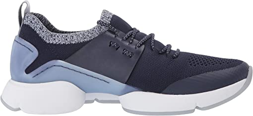 Maritime Blue Knit/Maritime Blue Leather/Optic White