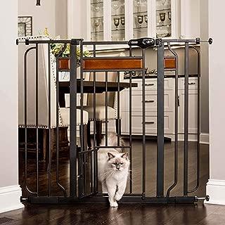 back door gate design