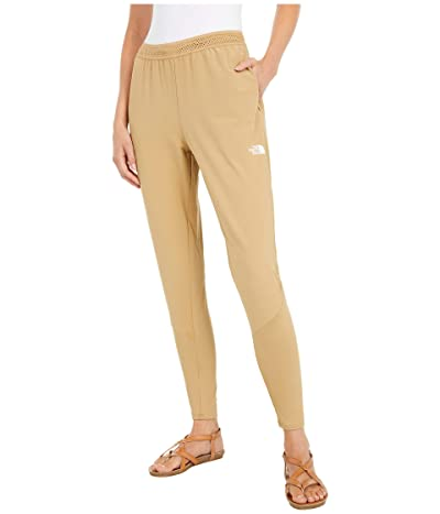 The North Face Active Trail Hybrid Pants (Moab Khaki) Women