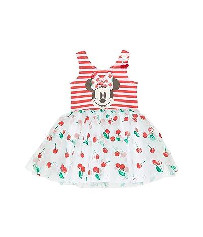 Pippa & Julie Disney(r) Minnie Mouse Cherries Dress (Toddler/Little Kids)