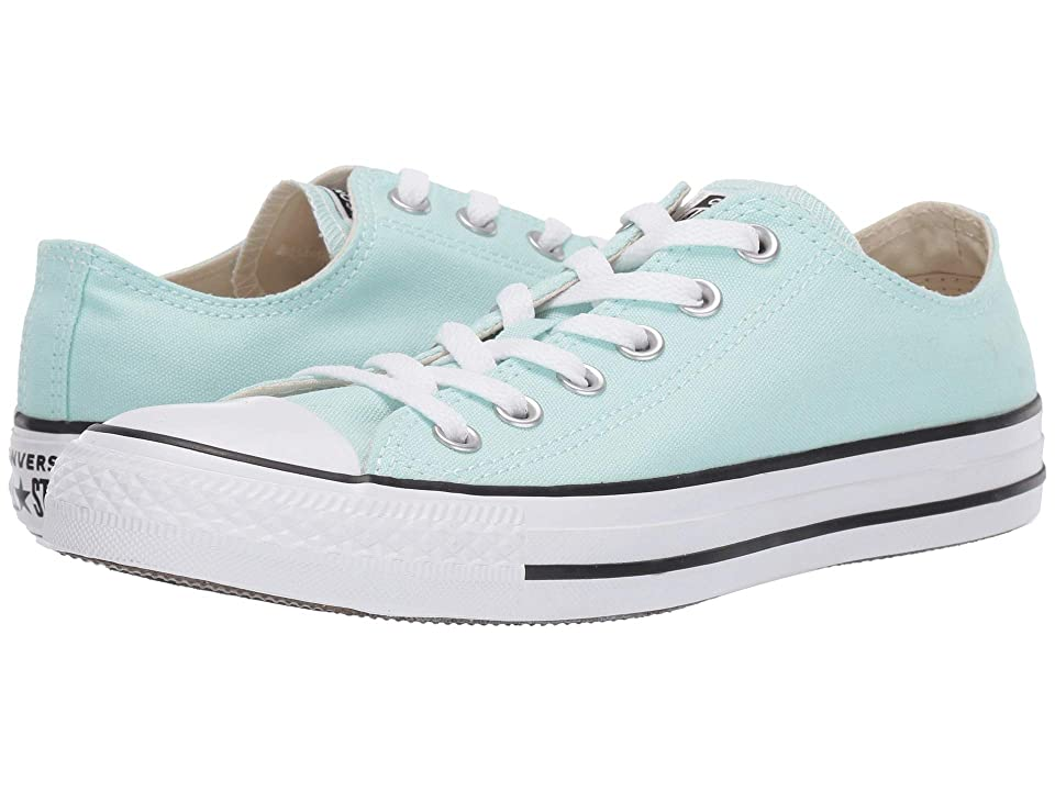 187f1d82a5dc Converse Chuck Taylor All Star Seasonal Ox (Teal Tint) Athletic Shoes