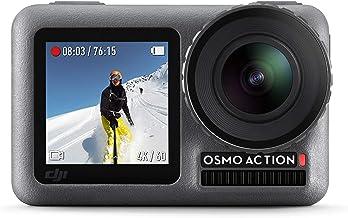 DJI OSMO Action 4K Action Camera - Black
