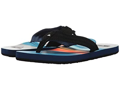 Quiksilver Basis (Black/Red/Blue 2) Men