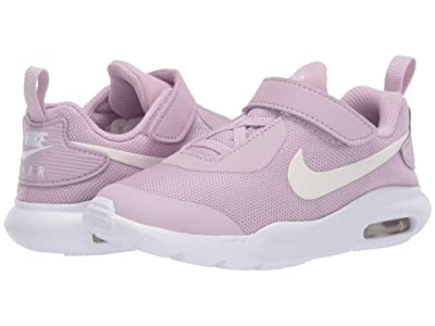 Nike Kids Air Max Oketo (Infant/Toddler) (Iced Lilac/White) Kids Shoes