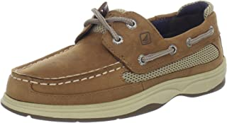 Sperry Lanyard Boat Shoe (Little Kid/Big Kid)