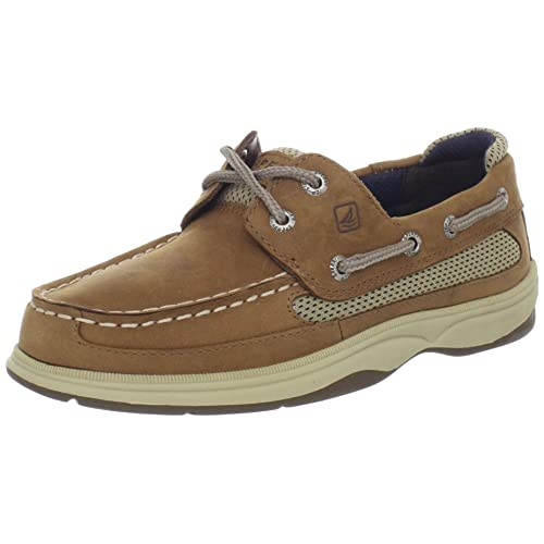 24827bbc8127 Sperry Lanyard Boat Shoe (Little Kid/Big Kid)