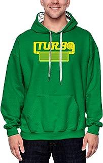 Turbo - Muscle Car Fanatic Gearhead Unisex Hoodie Sweatshirt