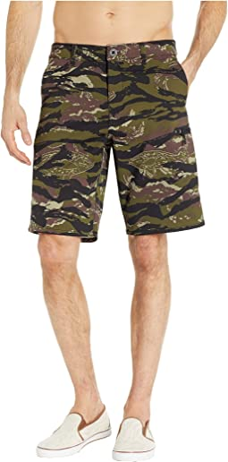 High Seas Camo Walkshorts