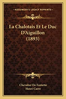 La Chalotais Et Le Duc D'Aiguillon (1893)