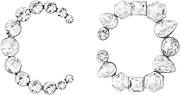 Crystal Celestial Mismatched Earrings