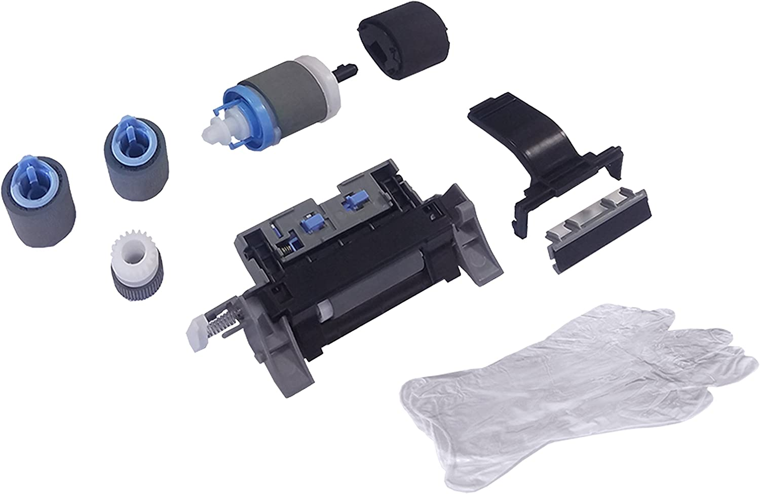 Altru Print CP5225-RK-AP Roller Kit for HP Color Laserjet CP5225 / CP5525 / M750 / M775 Includes Rollers for Tray 1/2 / 3