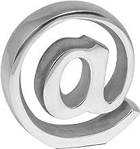 einfache und Moderne Buchst/ützen schwarz TriLance 1 Paar Buchst/ützen aus Metall f/ür gro/ße und schwere B/ücher oder als Dekoration f/ür Haus und Bibliothek