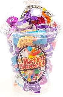 Holland Plastics Original Brand Best of British!! - UK Classic Cup Full of exciting Retro Sweets!