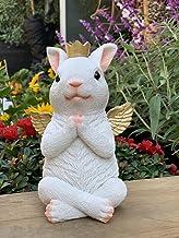 Patio Tuindecoratie Outdoor Yoga Dog Bunny Pig Resin Simulation Animal Sculpture Decoration