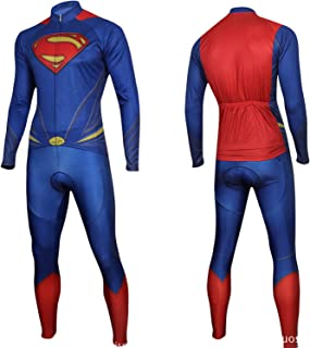 Best superman bicycle jersey Reviews