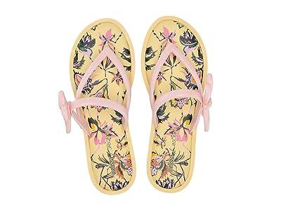 + Melissa Luxury Shoes x Jason Wu Flip Flop Sandal (Pink/Yellow) Women