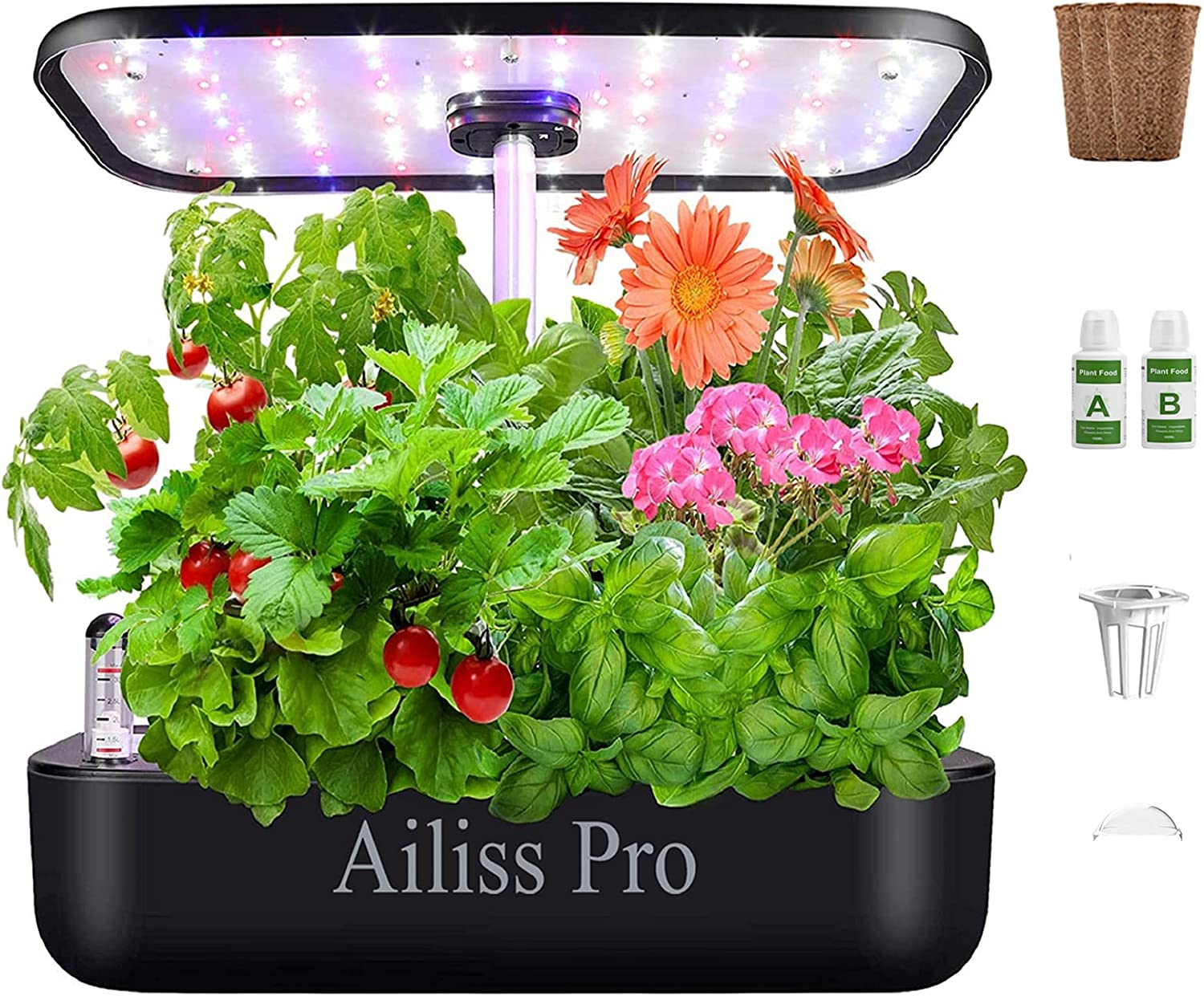 Discount mail order Hydroponics Growing System 12Pods Indoor Herb Garden Kit Clearance SALE Limited time