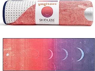 ヨガグッズ【Manduka(yogitoes)】Gradient moon r スキッドレスマット タオル 安定感 洗濯可 乾燥機可 エコ【日本正規品】ラグ マット