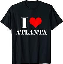 I Love Atlanta T Shirt , I Heart Atlanta Tee Georgia Shirt