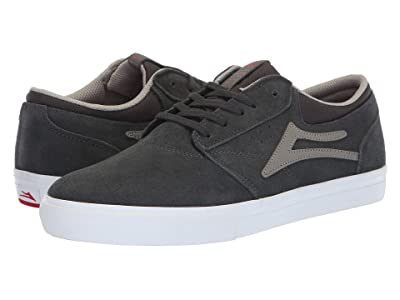 Lakai Griffin (Charcoal Suede) Men