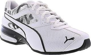 PUMA Tazon 6 Cyclone Athletic Shoe White