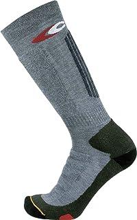 Cofra Safety, COFRA CL-000-04 TOP WINTER - Calcetines térmicos hasta la rodilla, color antracita, talla 2