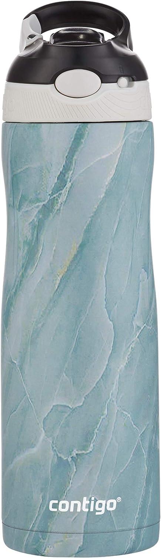 Contigo Autospout Chill Couture - Botella de agua con pajita ...