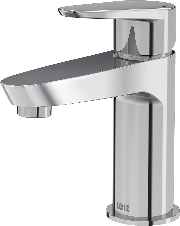 LENZ 46010302 AVA Chrome Basin Mixer Tap