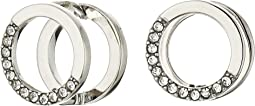 Circle Hinge Earrings