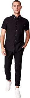 Cotton On Men's Short Sleeve Shirt, Large