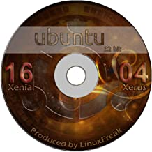 Ubuntu Linux 16.04 DVD - Long Term Support - OFFICIAL 32-bit release