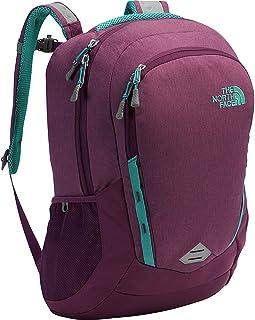 a00d86a26d7 The North Face Women's Vault Backpack - amaranth purple light  heather/vistula blue, one