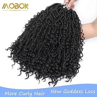 Best bohemian goddess locs crochet hair Reviews