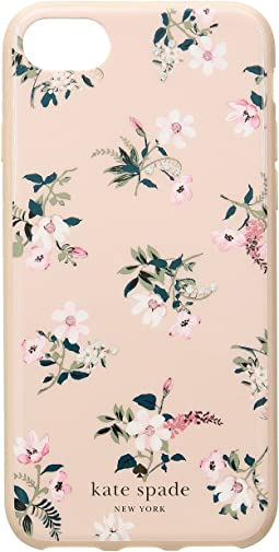 Kate Spade New York - Jeweled Flora Phone Case for iPhone® 7/iPhone® 8