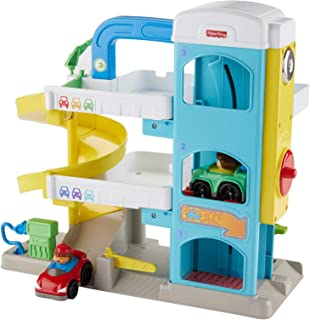 Fisher-Price FHG50 Little People Helpful Neighbor's Garage