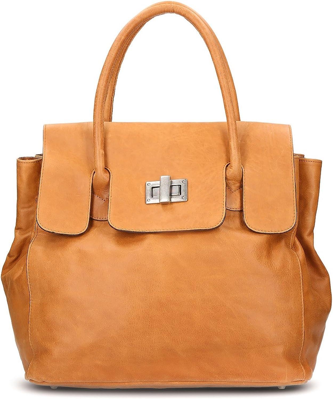 Erica Handbag Leather Aridza Bross