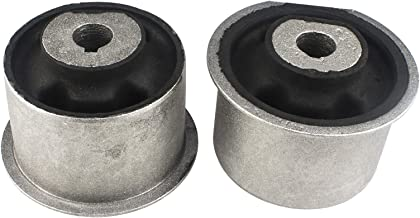Front Differential Mount Axle Bushing Mounting Isolator 1 Pair Fits 2005-2010 Jeep Grand Cherokee Commander