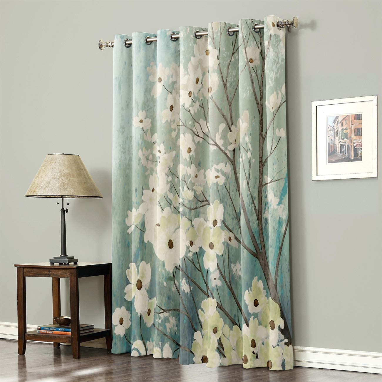 BABE Product MAPS Thermal Insulated Grommet Blackout Bedroo Popular product Curtains for